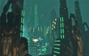 BioShock The underwater city of Rapture