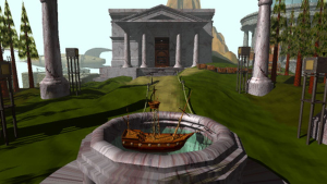 A scene from Myst Revalations. via www.theverge.com